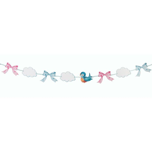 Baby on board garland 3m