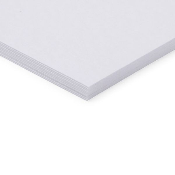 Paperworks hammer white A6 postcards - pack of 10