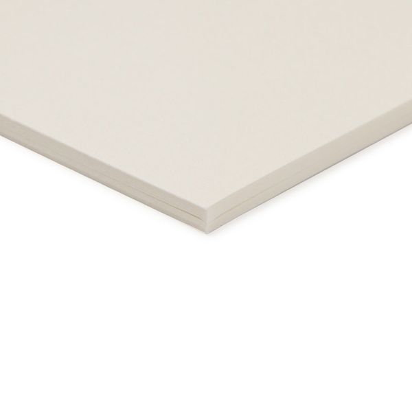 Paperworks linen ivory A4 paper - pack of 20