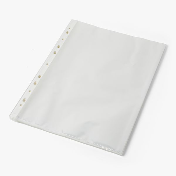 A4 Display Pockets - Pack of 50