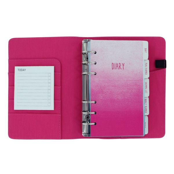 Time to sparkle personal organiser