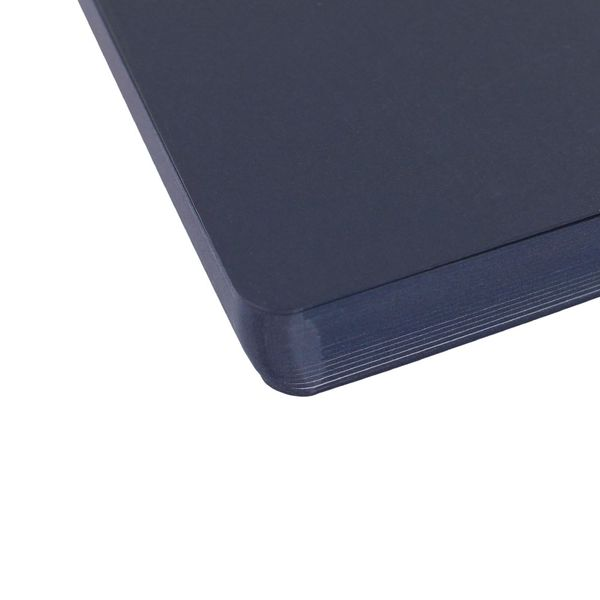 A5 Blue lined notebook