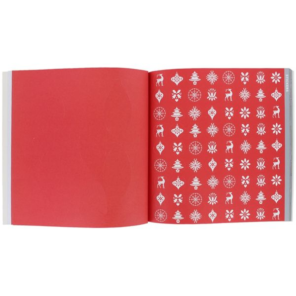 Christmas craft paper pack