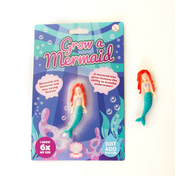 Grow your own mermaid