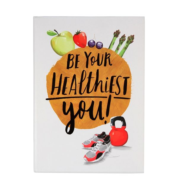 Be Your Healthiest You fitness journal