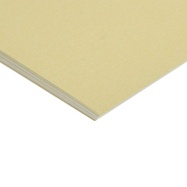 Paperworks A4 gold metallic paper - pack of 30