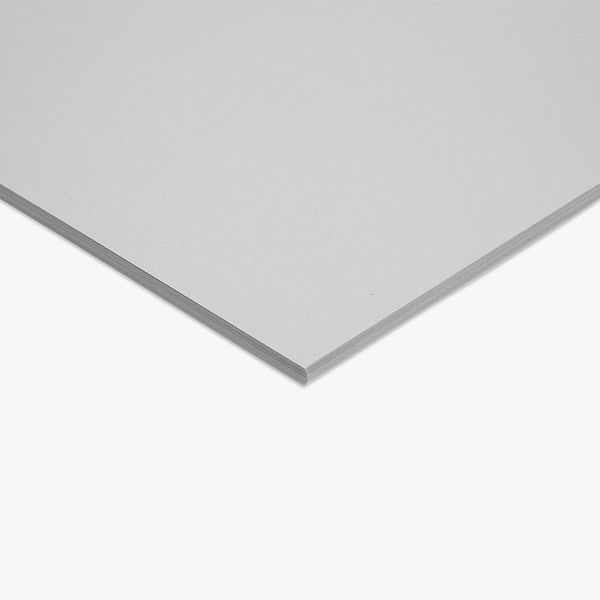 Paperworks A4 silver metallic paper - pack of 30