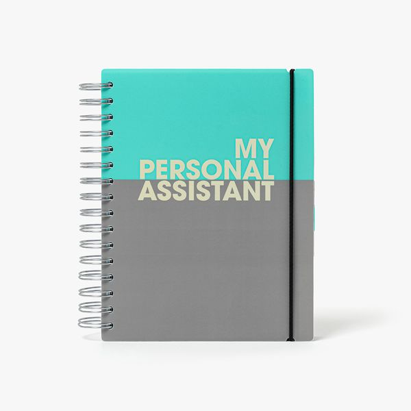 A5 Personal Assistant 10 subject notebook