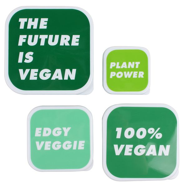 The future is vegan snack boxes