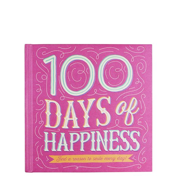 100 days of happiness journal