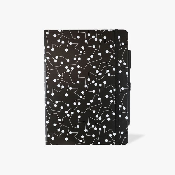 Agenzio Large Lined Notebook - Constellation