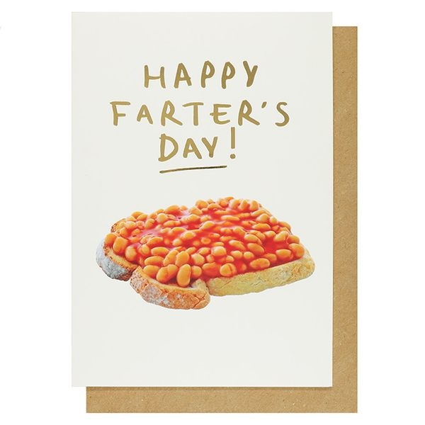 Happy farter's day Father's Day card