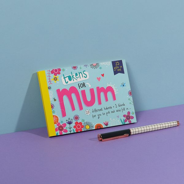 Tokens for Mum on Mother's Day