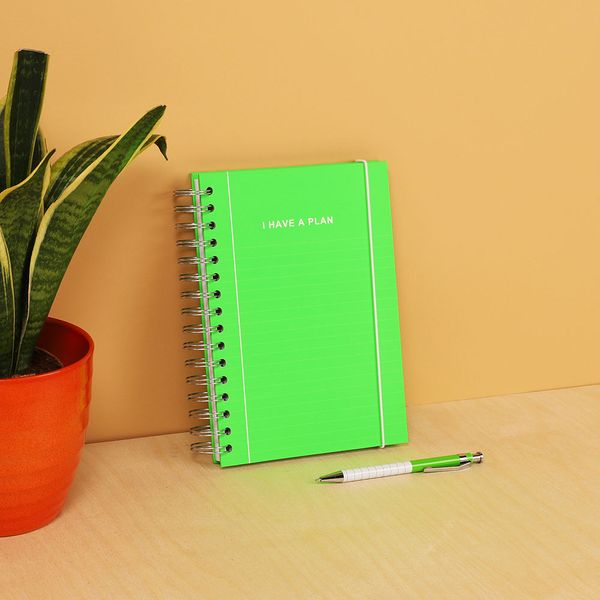 A5 Weekly planner