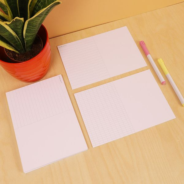 Jumbo revision cards - pack of 30