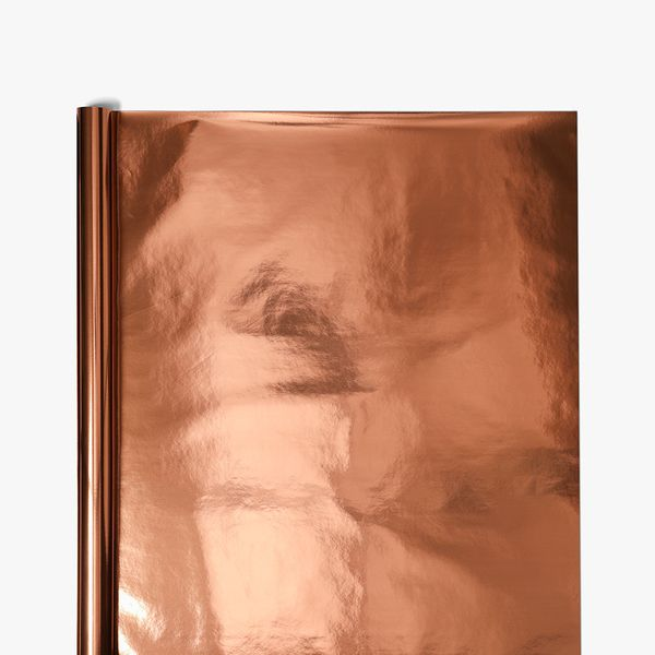 Rose Gold Wrapping Paper - 3m