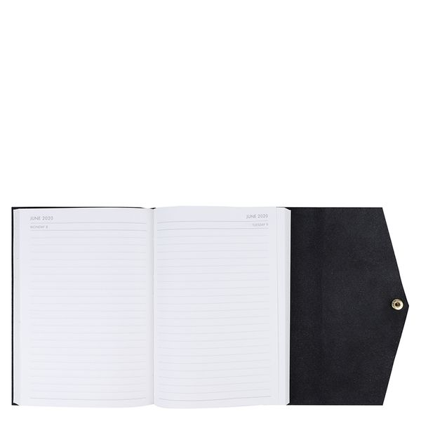 A5 leather bee 2020 diary