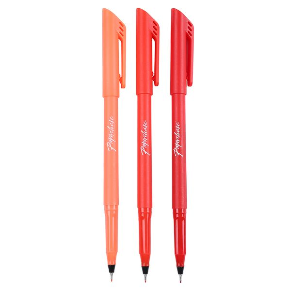Coloured fine liners- set of 24