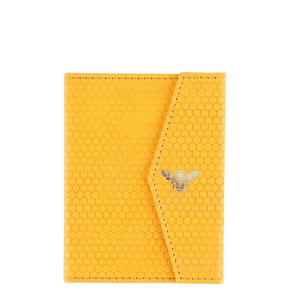 A6 magnetic bee notebook