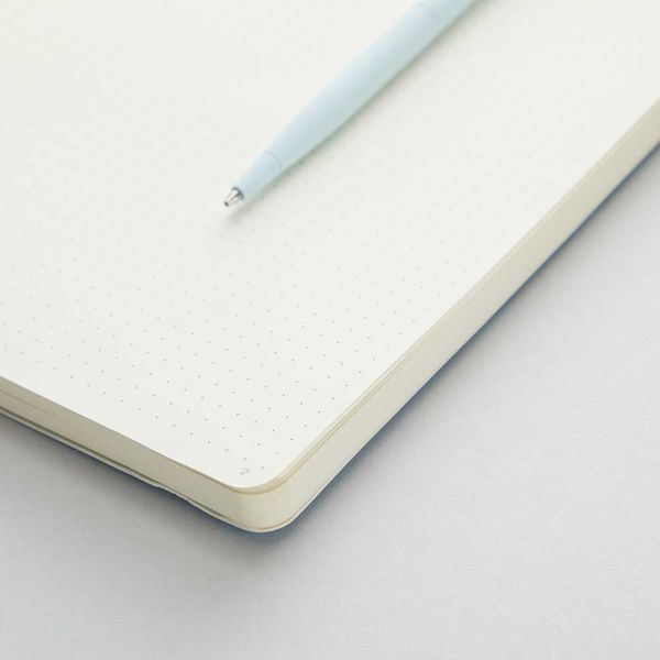 Agenzio Small Dotted Notebook - Pavilion Blue