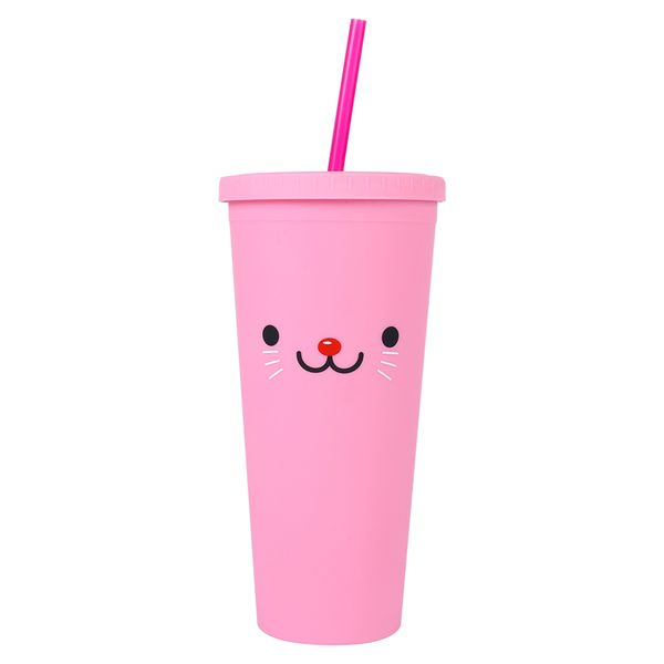 Buddies Chi-chi reusable cup and straw