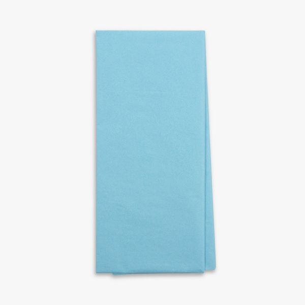 Blue tissue paper - 5 sheets