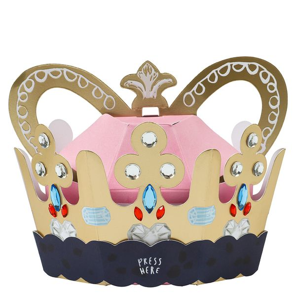 Queen pop out musical Mother's Day card