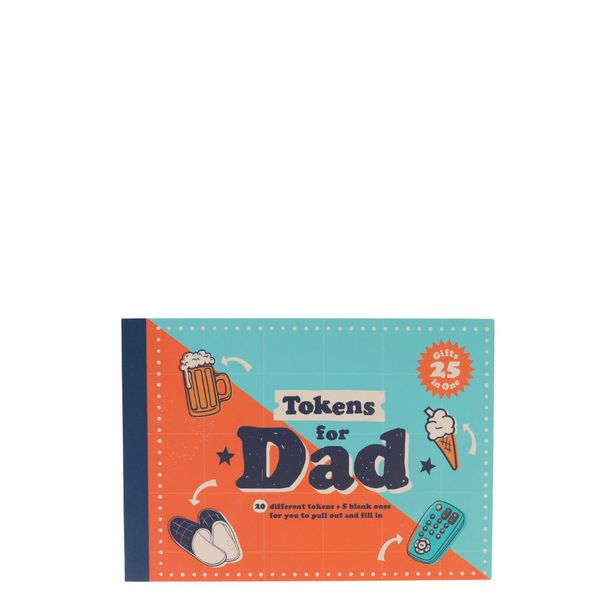 Dad token book