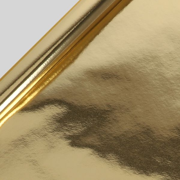 Kraft Gold Wrapping Paper - 3m