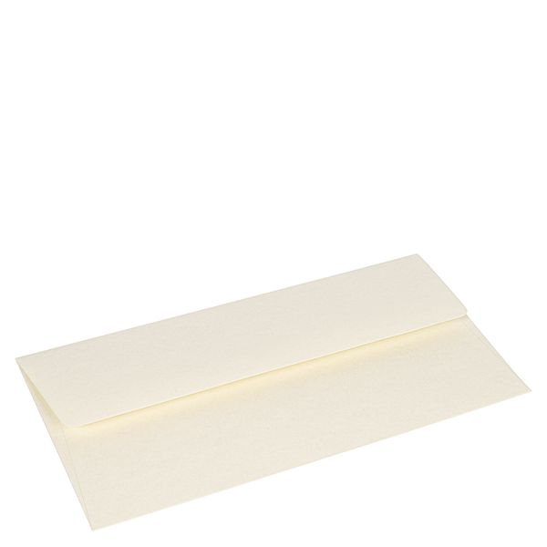 Paperworks DL natural parchment envelopes - pack of 20