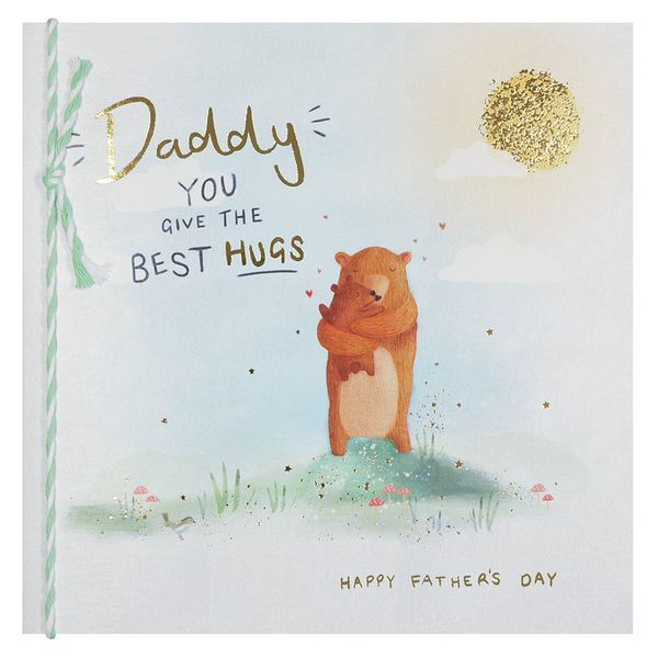 Best bear hugs Father's day card