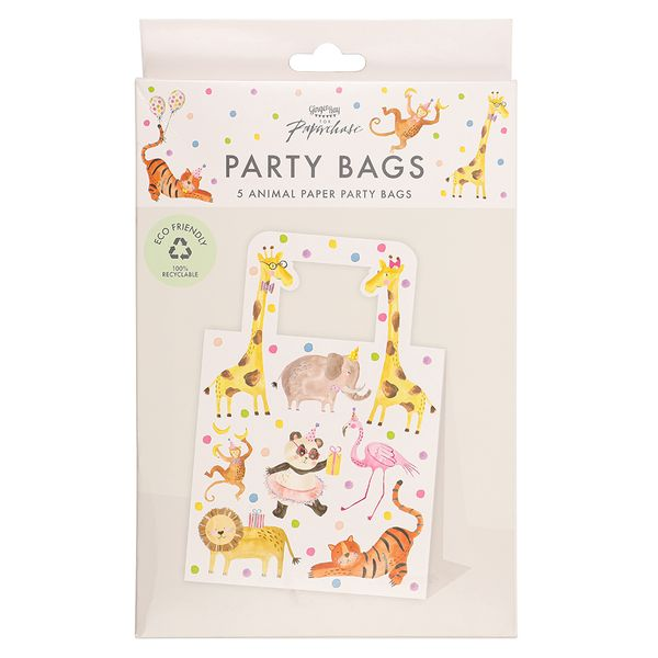 Ginger Ray for Paperchase party bags