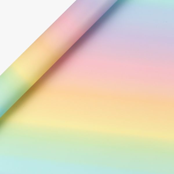 Pastel Ombré Wrapping Paper - 3m