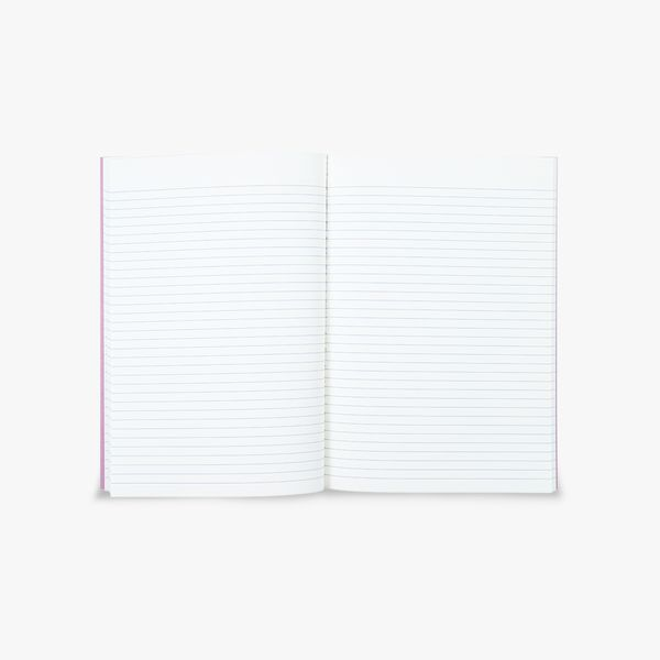 A5 palm trees adventure notebook