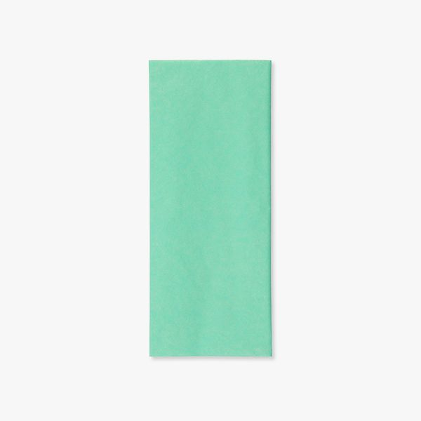 Cool mint tissue paper - pack of 5 sheets