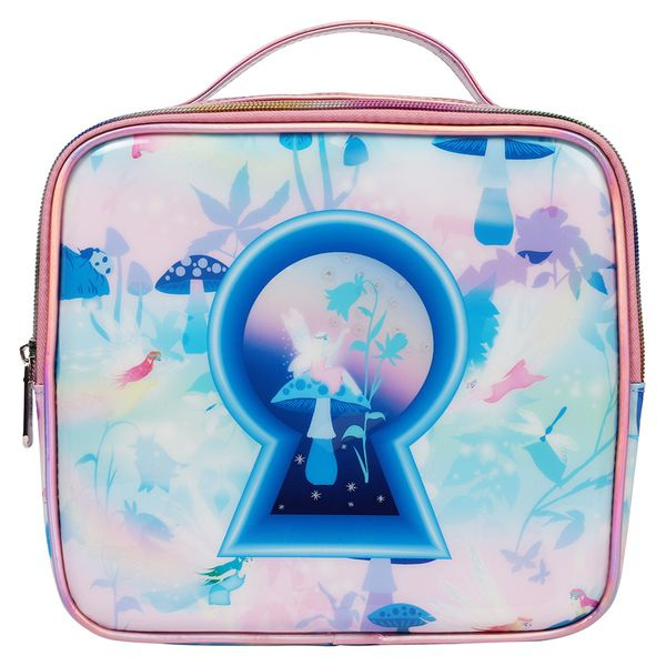 Enchanted Forest keyhole lunch box