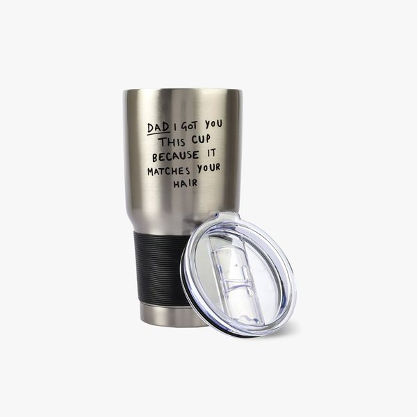 Silver Like Your Hair Travel Cup