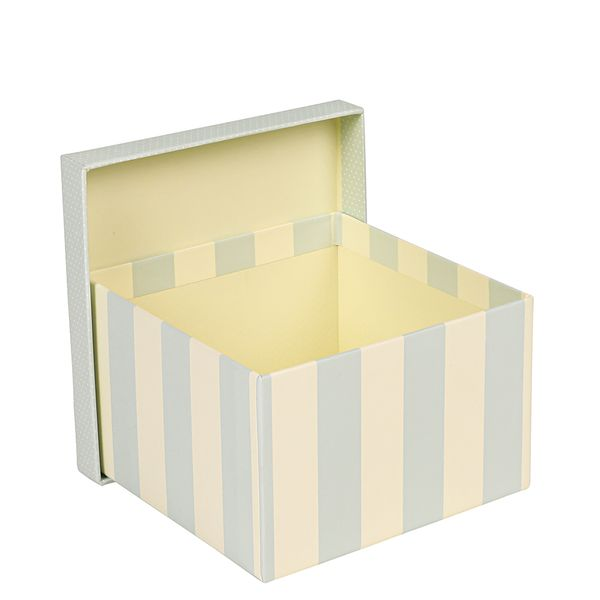 Small Peter Rabbit stripe gift box