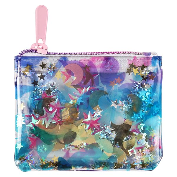 Enchanted Forest glitter filled purse