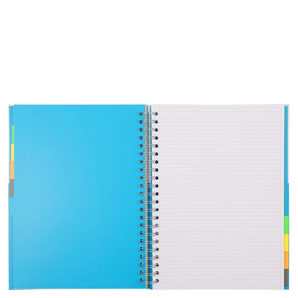 A4 10 Subject Revision Notebook