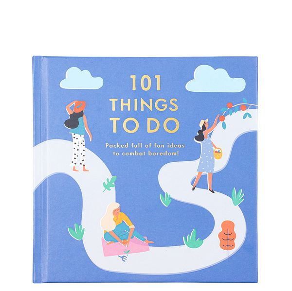 101 things to do when you're bored
