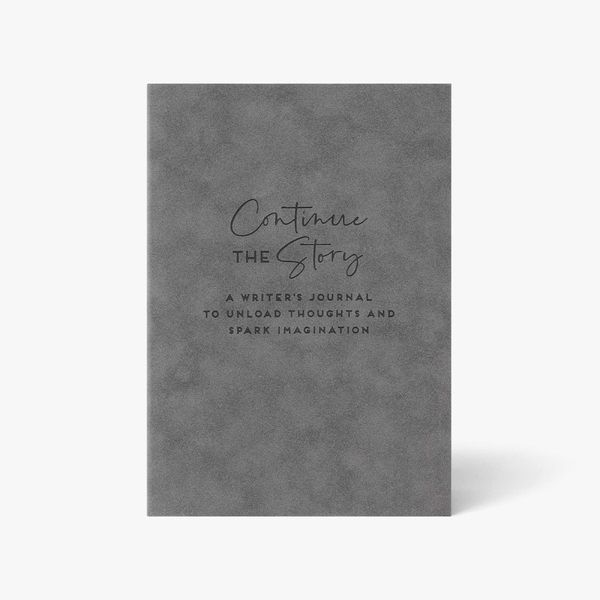 Continue the story writers journal