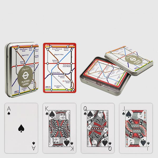 Mind The Gap playing cards