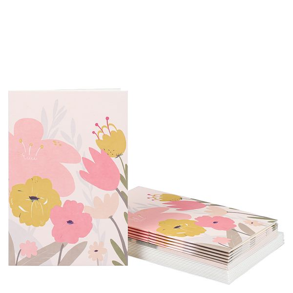 Spring blossom note cards - pack of 10