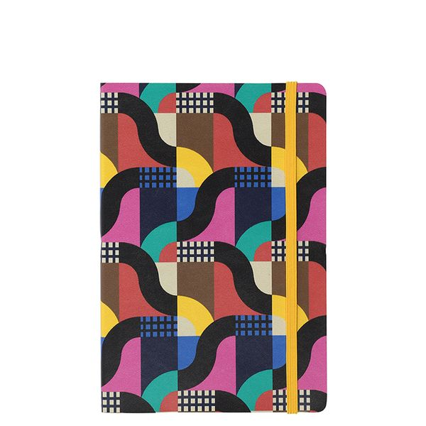 Agenzio Geo Wave Medium Notebook