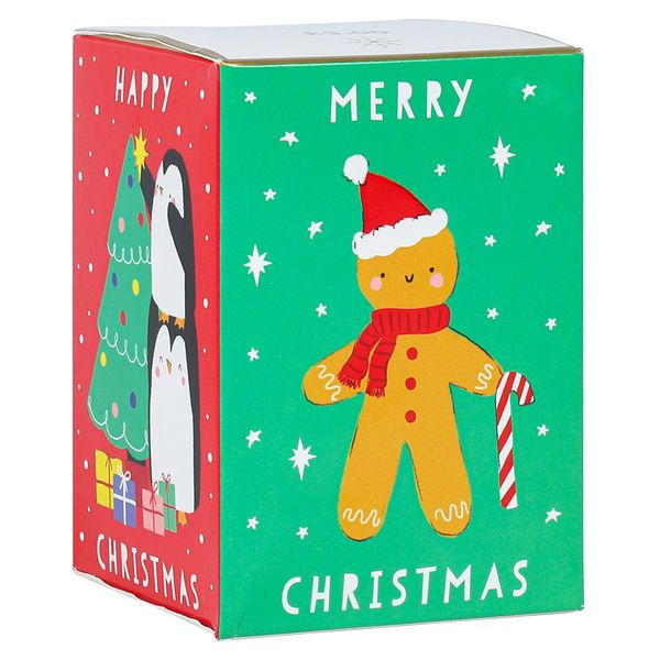 Kids Christmas cards cube - pack of 32
