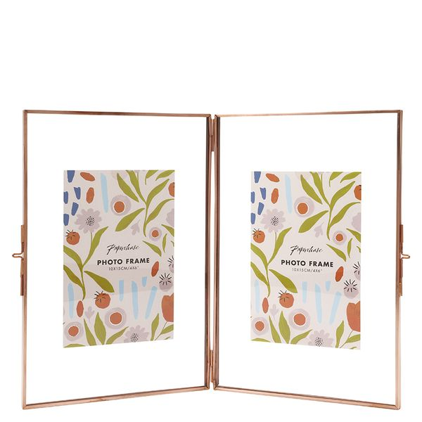 Double Copper Frame 4X6