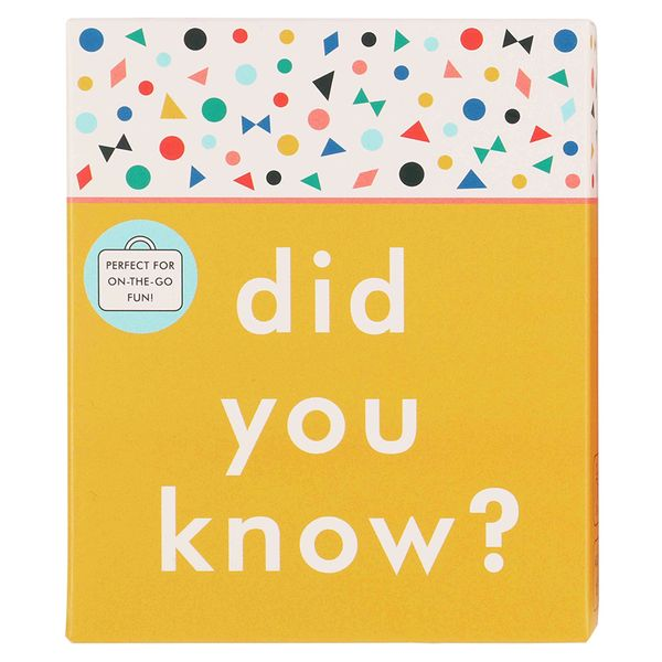 Did You Know? Game