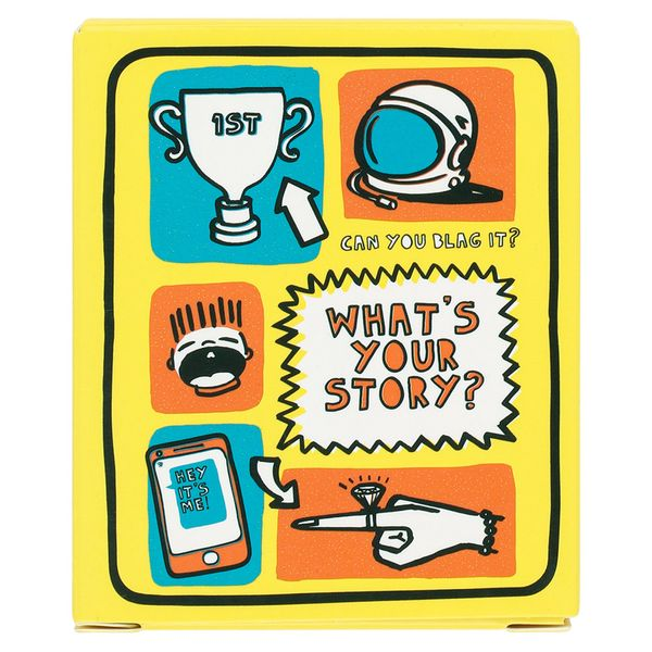What's your story game