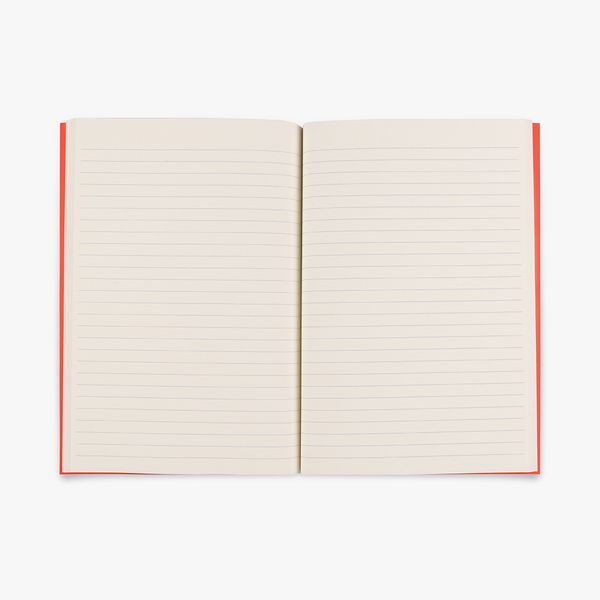 Letter A Notebook